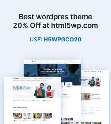 Html5wp WordPress theme