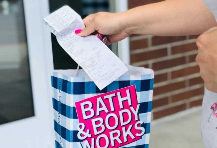bath and body works candle day December 2021
